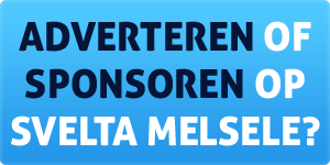 sponsoren of adverteren op Svelta Melsele